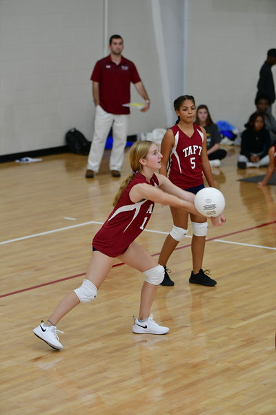 10/26/19: Thirds Volleyball v Kent
