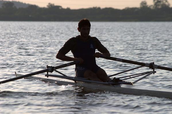 Navy Rowers 2008