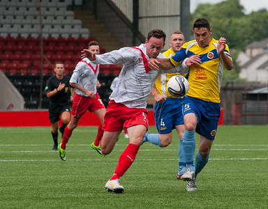 Airdrieonians 2013-14
