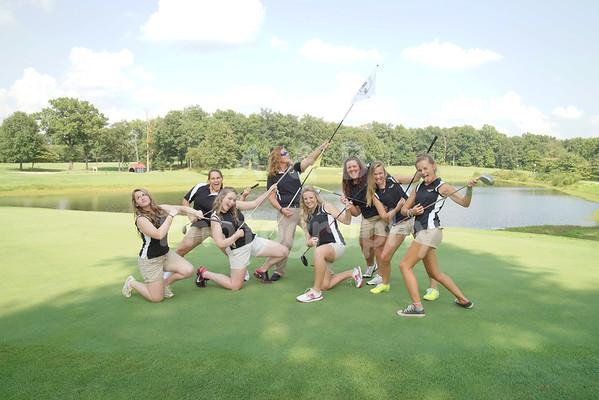 BHS Girls Golf 2014-2015