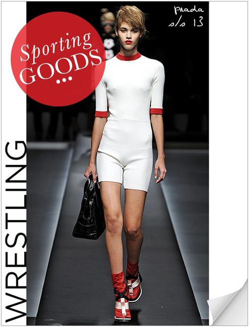 Năng động và mới lạ cùng xu hướng thời trang thể thao 1