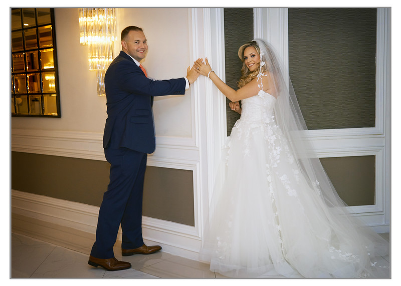 BRITNI AND MIKE'S WEDDING AND RECEPTION - MARCH 9, 2018