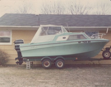 1970s - Boating