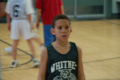 Whitney Basketball