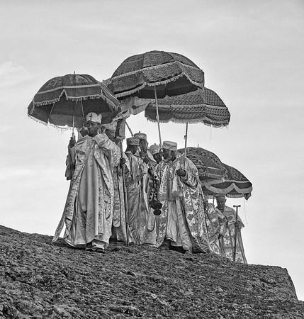 Ethiopia. Orthodox Christmas in Lalibela 2020