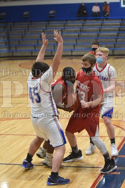 2020-21 JH Boys Basketball
