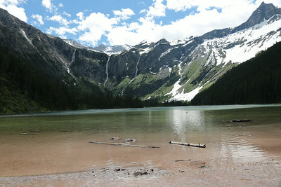 Day 4 2014-06-25 Wed: 02 Avalanche Lake hike
