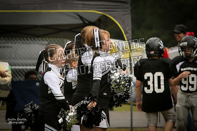 Raiders Varsity vs Cougars Varsity 9-29-12