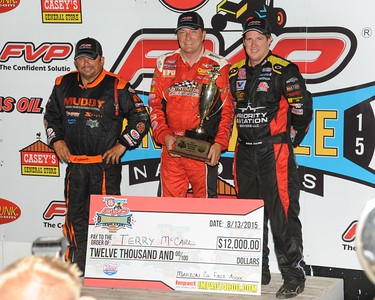 Knoxville Raceway 8/13/15 - Paul Arch Photo