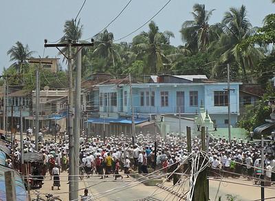 Maungdaw, June 8, 2012
