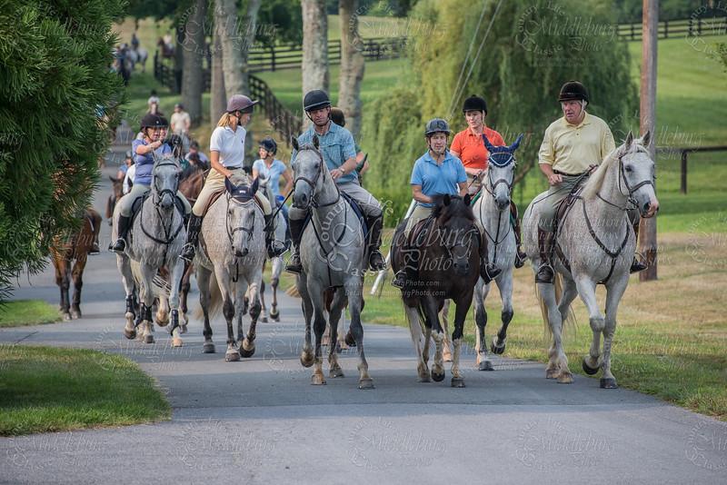 PFH. Trail Ride August 9