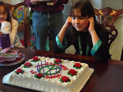 Julia's Birthday 2010