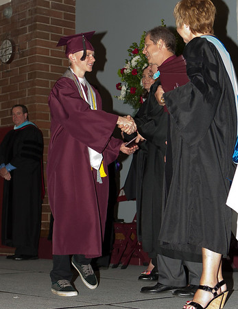 Montesano HS class of 2011 graduation