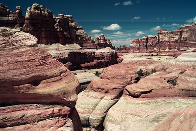 Needles District - Druid Arch - 2002ish