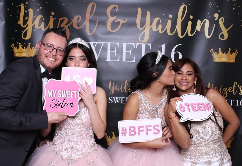 Yaizel & Yailin's Sweet 16