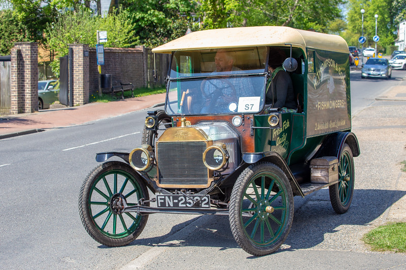 FN2502 1915 Ford Model T 7.5cwt