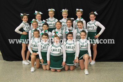 Lake Shore Jr Cheerleading JV