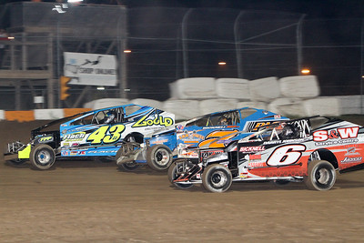 Triple Crown Showdown, Ohsweken Speedway, Ohsweken, ON, June 30, 2015
