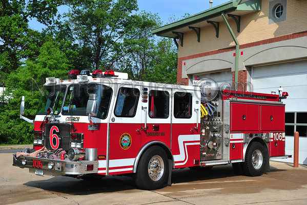 ARLINGTON COUNTY VIRGINIA FIRE APPARATUS