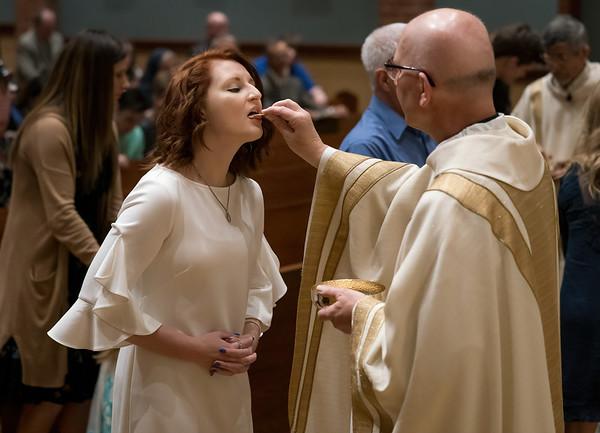Easter Mass 2019 St. Ann