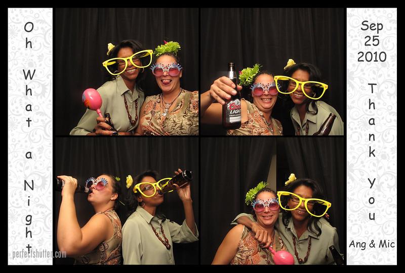 Windsor, ON: Angela   Mic Wedding Photo Booth Rental