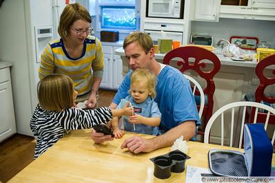2012 02 Feb Family Photos