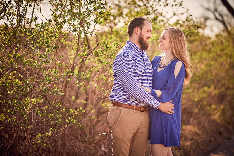 Lacy Engagement