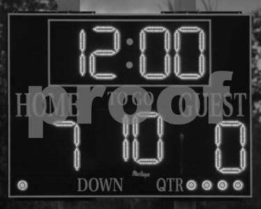 Hilton vs Northwest B-Team 10-14-07