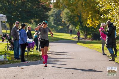 Marathon - Mile 20