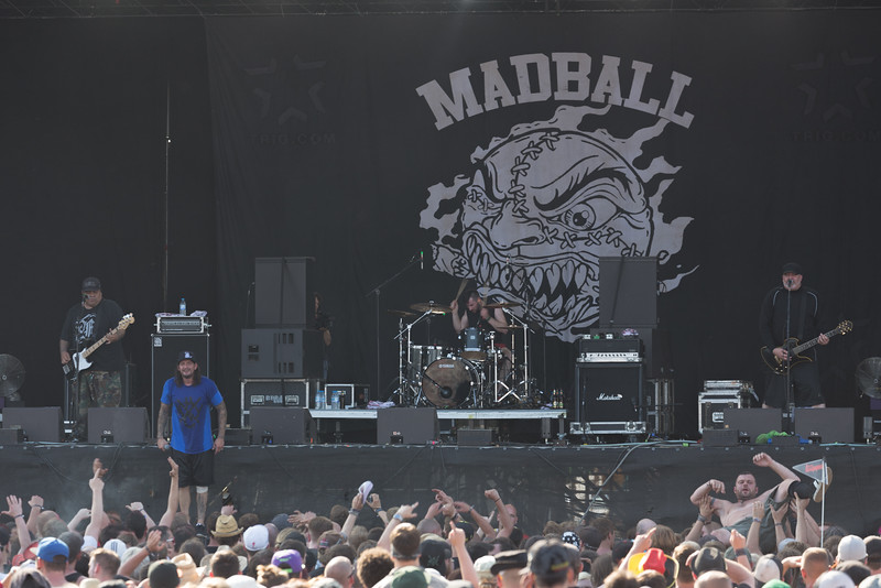 Madball, With Full Force