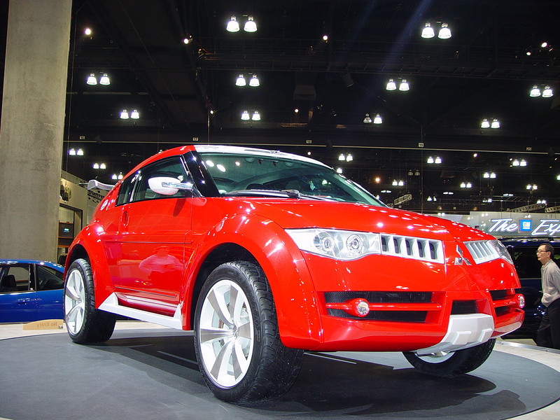 Mitsubishi Montero concept