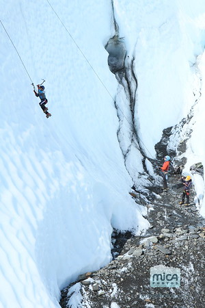 August 14 - Ice Climb with Chris
