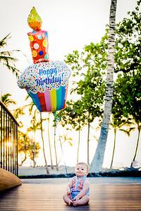 Emmie's First Birthday