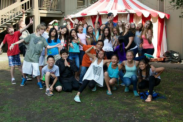 Jr.High Summer Camp 2014