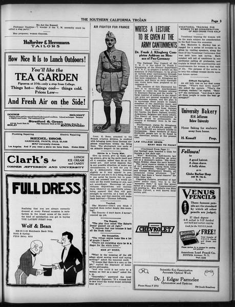 The Southern California Trojan, Vol. 9, No. 24, February 05, 1918