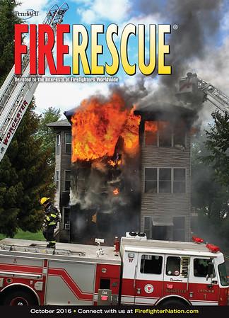 FireRescue Magazine 2016