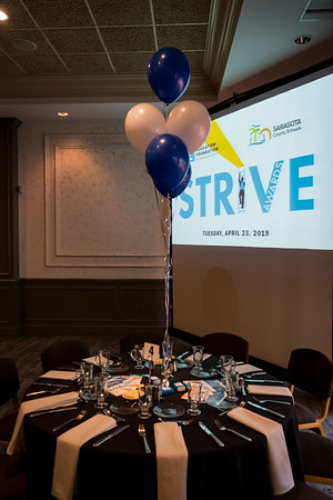 Education Foundation, STRIVE Awards Luncheon