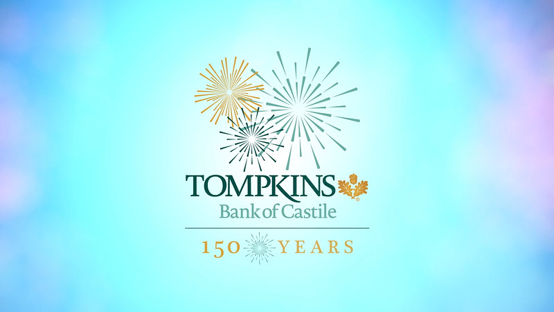 Tompkins Bank of Castile: Timeline Services Provided: Motion Graphics, Editing