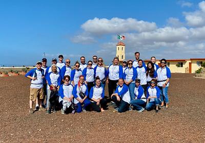 2019 Mexico Employee Service Trip
