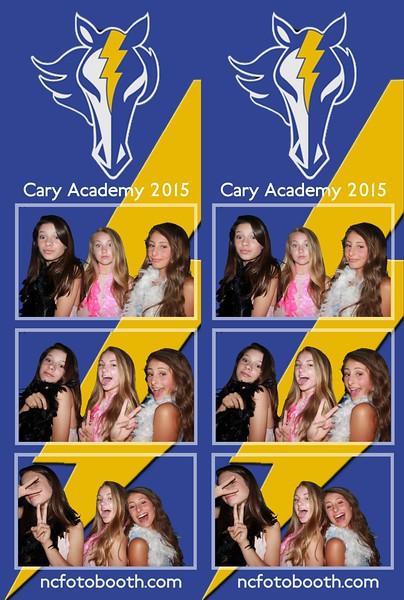 Cary Academy Graduation 2015