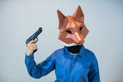 Mascaras asesinato
