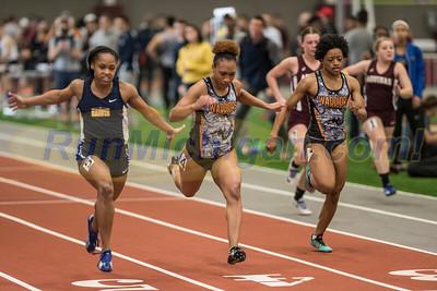 WHAC Indoor Track 2017 - 60 Meter Dash Women