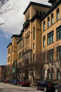 Regional Apartment Complexes