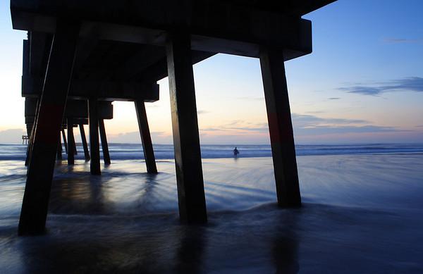 08/27/2009 Sunrise at Jax Beach