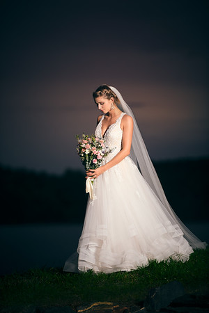 Olivia Hill, Bridal Print