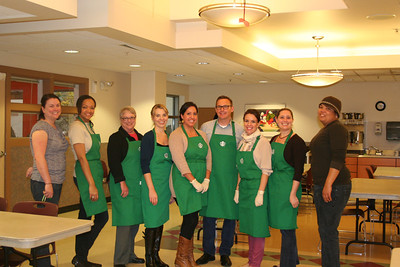2012 Starbucks at Angeline's