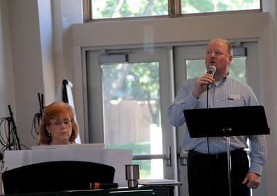 May 25, 2008 Worship Service