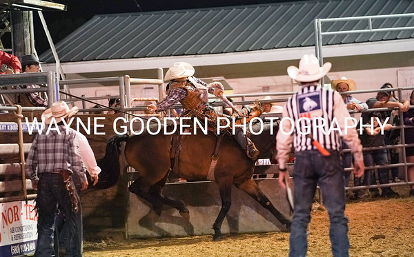Tegan Smith Saddle Bronc