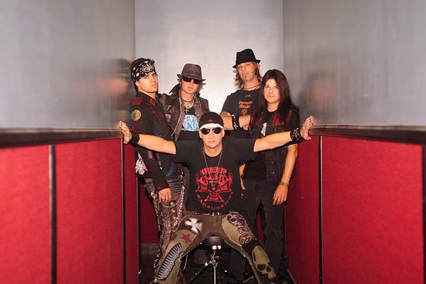 2009-09-26, Wild Ass Joe's Band