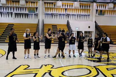 AHS Alumni Basketball Game 2016